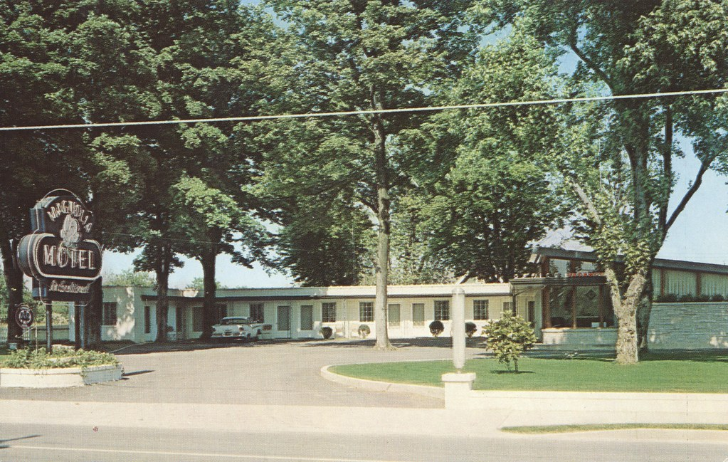 Magnolia Motel - Shelbyville, Tennessee