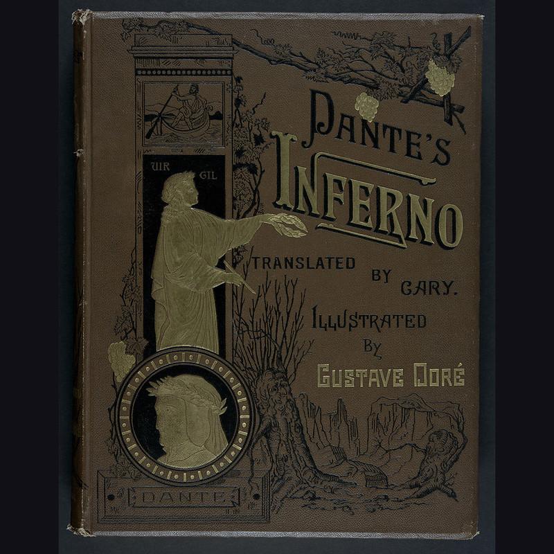 Dante Book Covers