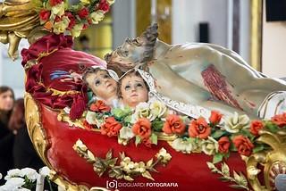 Noicattaro. La processione della Naca del Venerdì Santo front