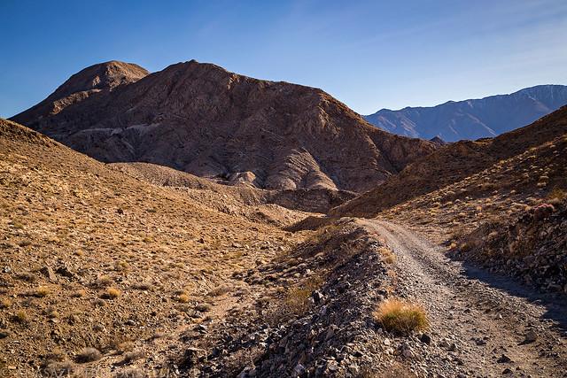 Lippincott Mine Road