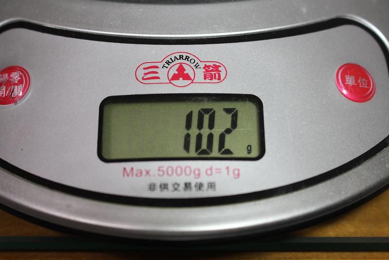 魔方格 粽子魔方 重量