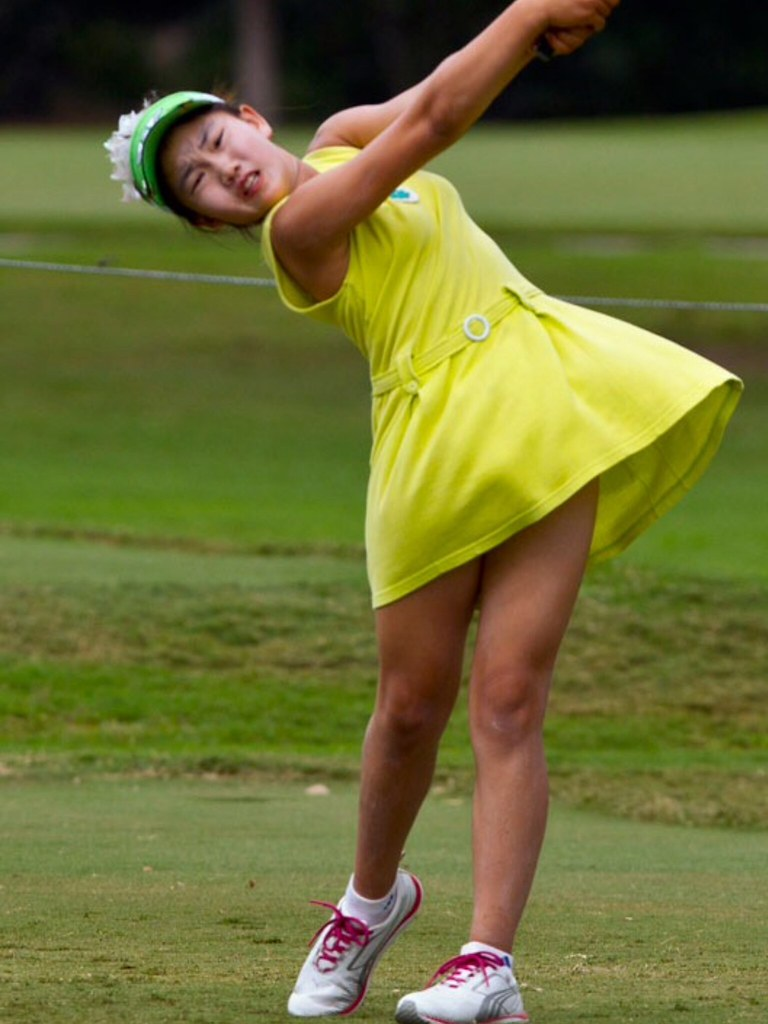 Lucy Li At 11 Qualified For Lpga U S Open Now At 14 Is In Lpga Ama