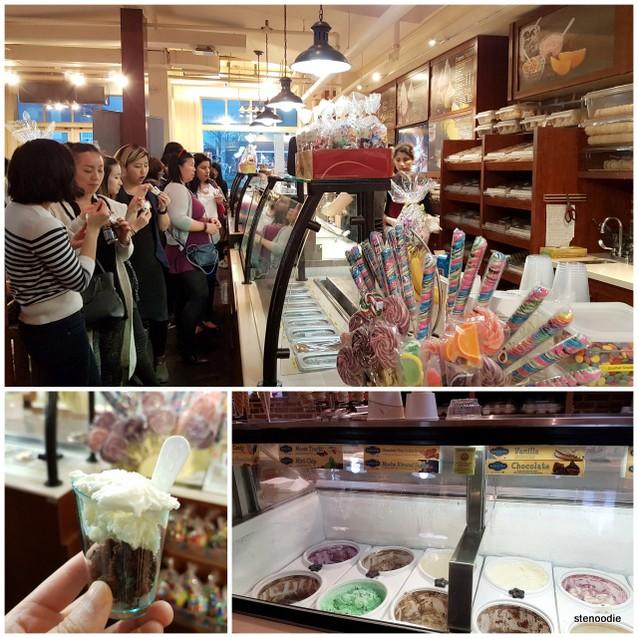 vanilla Kawartha ice cream