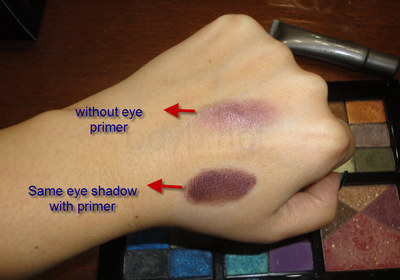 with without eye primer