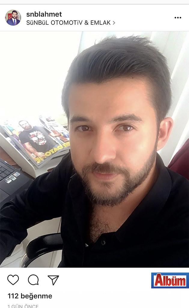Ahmet Sünbül