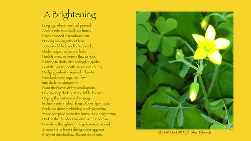 GloPoWriMo 41917 A Brightening | by teach.eagle