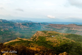 Best views of nature and Rajmachi fort, Kondhane caves, Manaranjan and Shrivardhan