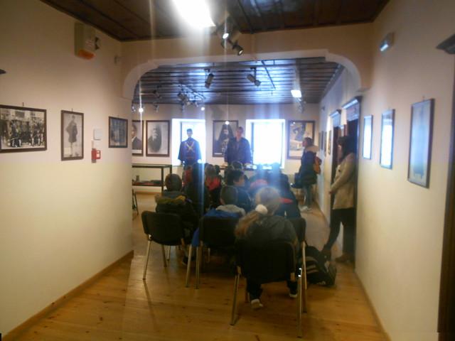 Η Γ' τάξη στο Λαογραφικό Μουσείο