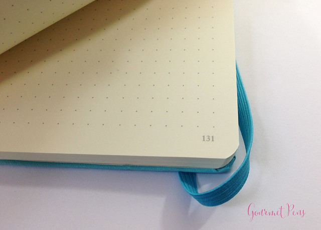 Review @Leuchtturm1917 Medium Hardcover Notebook @CouronneduComte 22