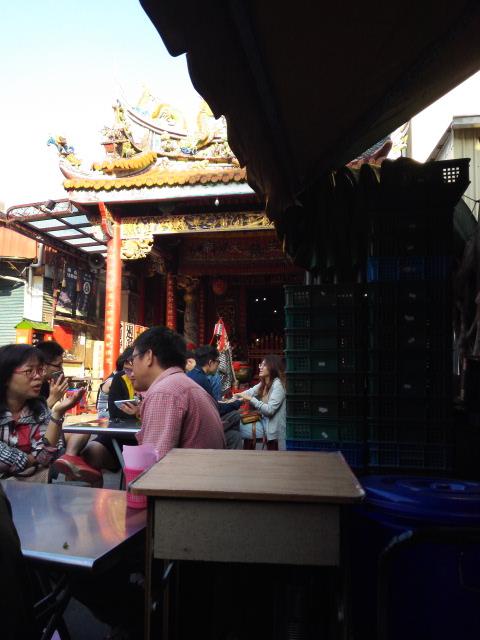 冰郷の裏の神社