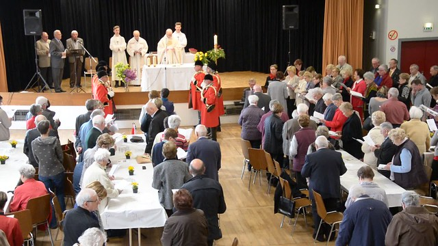 Messe en alsacien 23 avril 2017