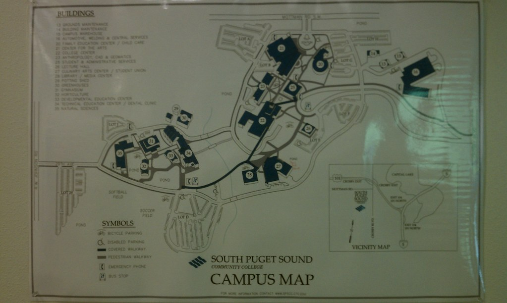Spscc Map You Are Here Jason Flickr