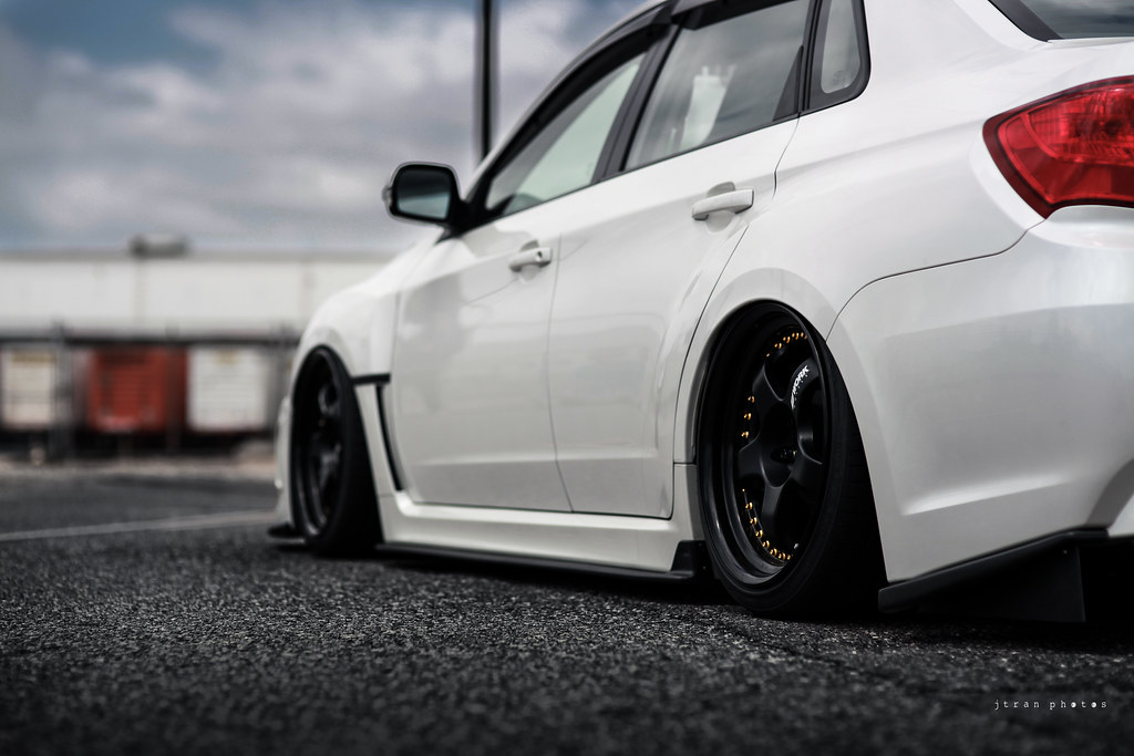 3 Lift Kit >> 2011 WRX Bagged on Work Meister S1 3P | NOT MY PHOTO! Photo … | Flickr