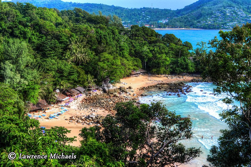 Laem Singh Beach, Phuket. Image by: Lawrence Michaels, CC