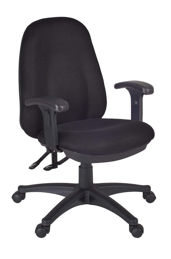 2503armbk momentum task chair with arm kit regency