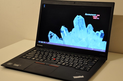 Lenovo ThinkPad X1 Carbon_024 | by TAKA@P.P.R.S