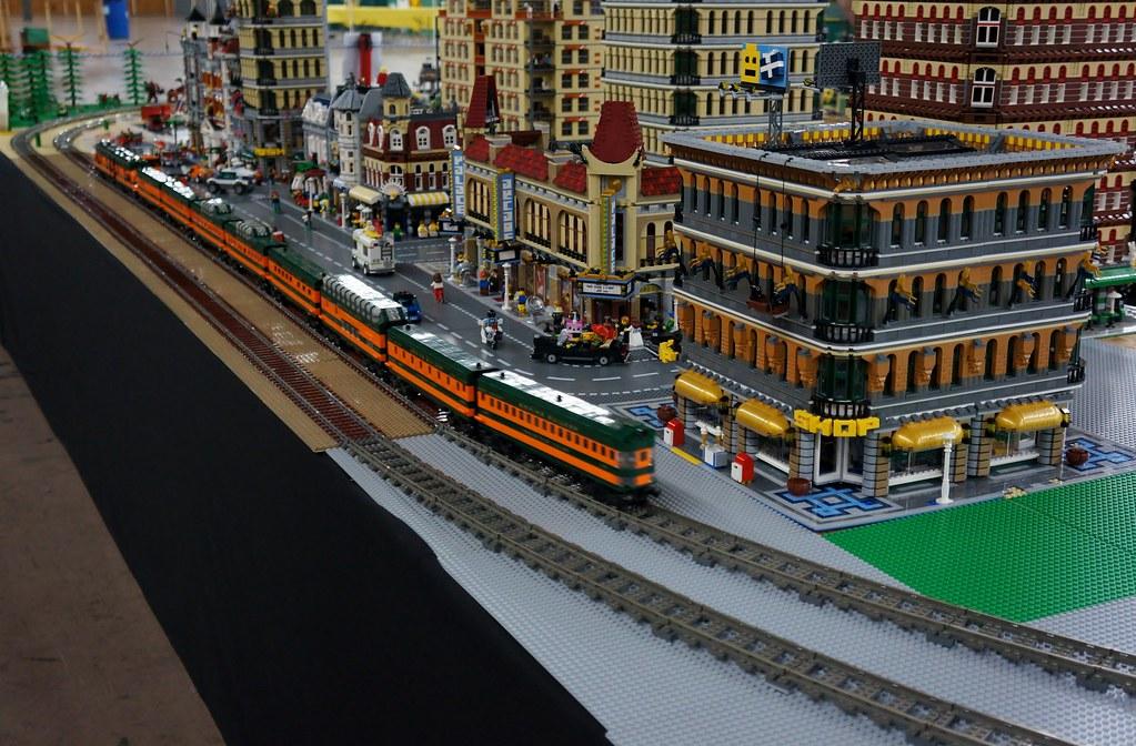 Lego Multi Build