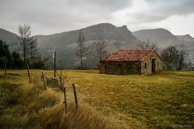 Cobertizo de El Roquer
