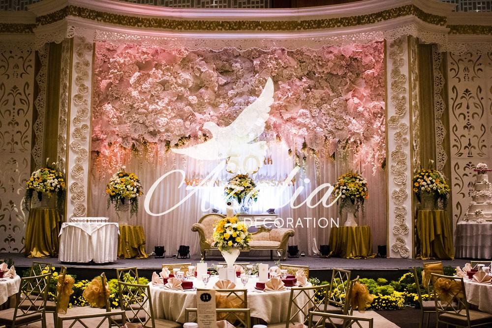 Wedding Decoration Jakarta 4794 Decoration By Azalia Decor Flickr
