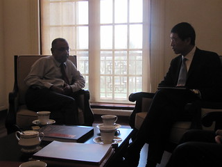 UNDP's Asia Pacific Chief holds discussions with Secretary, Treasury | by UNDPSriLanka