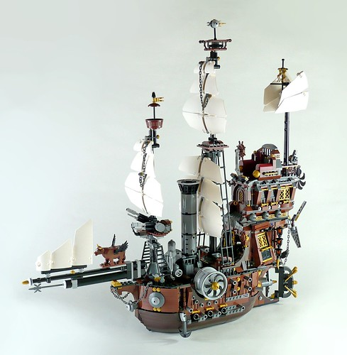 70810 MetalBeard's Sea Cow 511