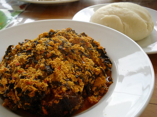 Smoked Fish Egusi Stew
