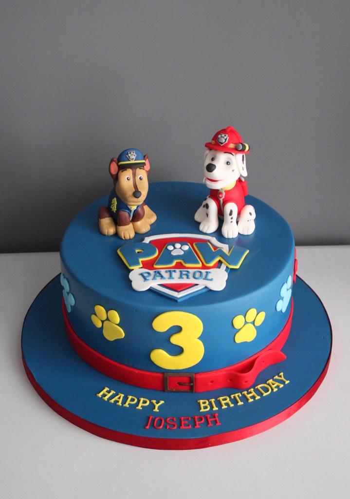 D Marshall Cake