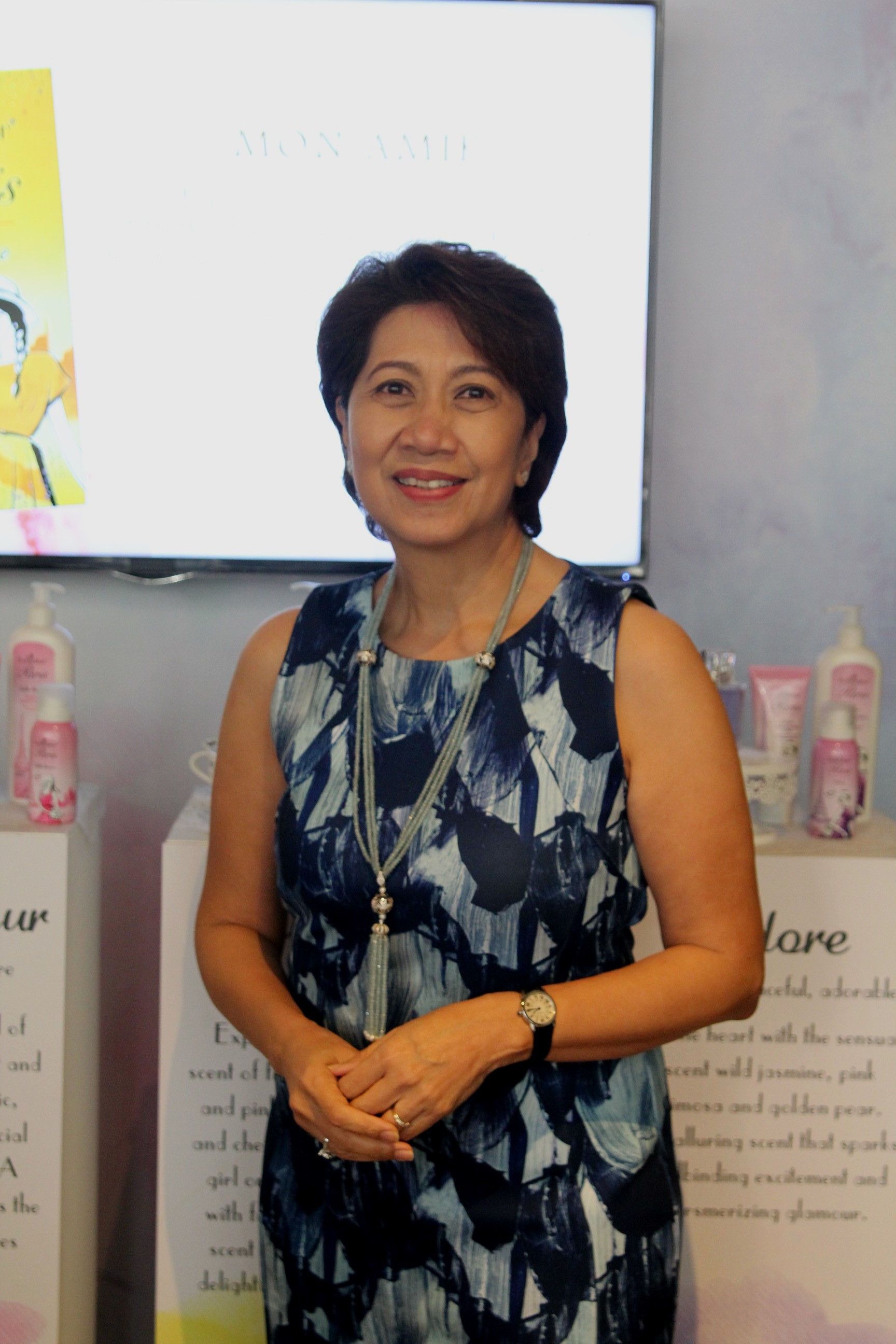 Ms.  Viki Encarnacion Watsons Marketing Director