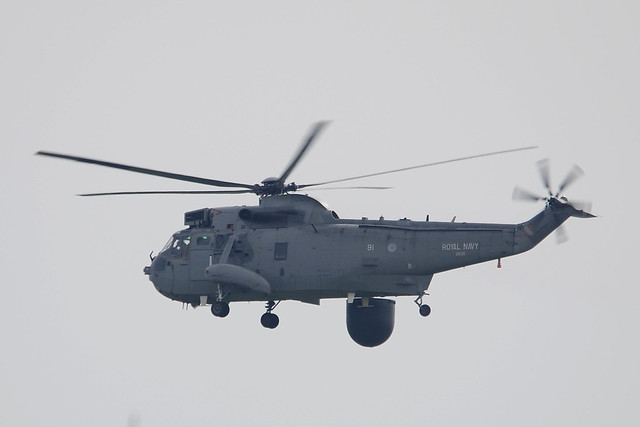 ZA126/91 Sea King ASaC.7