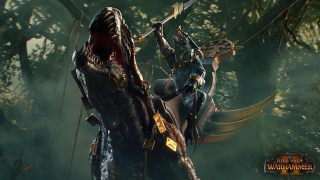Total War Warhammer 2- Carnosaur