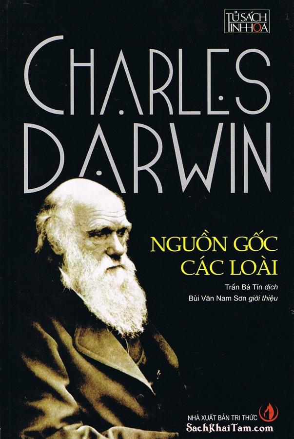 Nguồn Gốc Các Loài - Charles Darwin