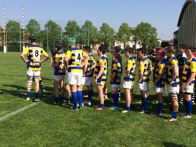 UNDER 16 - Stagione 2016/17 - Lyons vs RPFC (Foto Bianconcini)