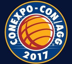 CONEXPO-CON/AGG + IFPE 2017 - Международная выставка строительных машин и материалов