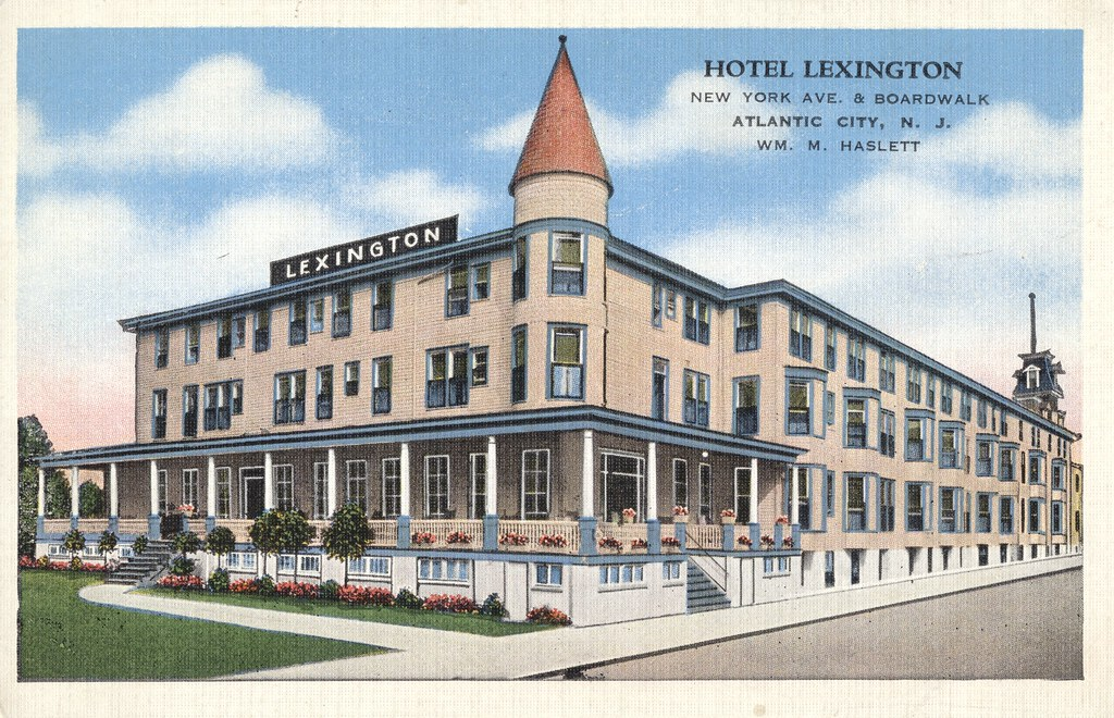Hotel Lexington - Atlantic City, New Jersey