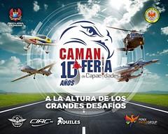 El evento más importante de las capacidades Aeronáuticas en Colombia
