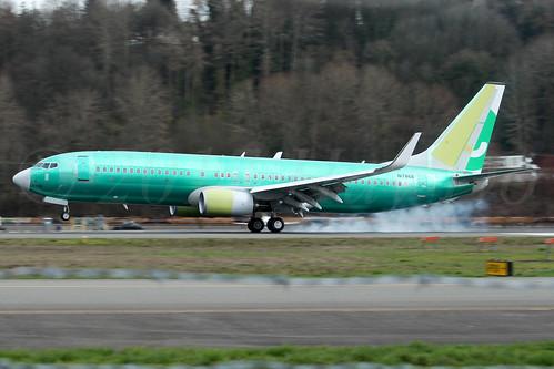 Boeing 737-8K2(WL) Transavia France F-HTVF LN6339
