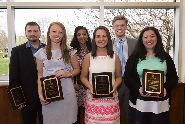 2017 Student Award Ceremonies