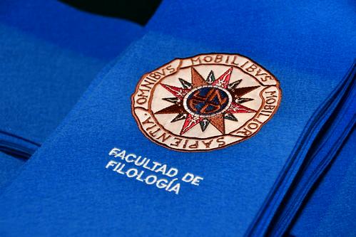 Acto Académico Facultad de Filología (21/04/17)