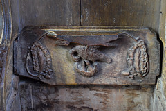 misericord: pelican in her piety