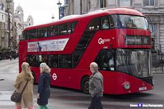 Wrightbus NRM NBFL - LTZ 1487 - LT487 - Liverpool Street 11 - Go Ahead London - London 2017 - Steven Gray - IMG_8686
