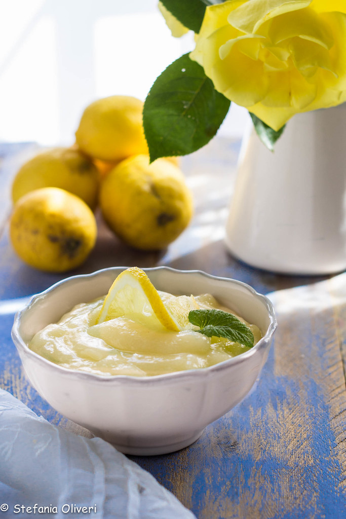 crema al limone all'acqua 8480