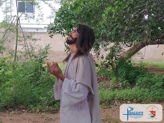 Encenação Paixão de Cristo 2017