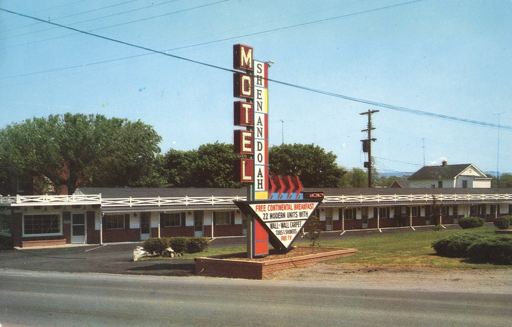 Shenandoah Motel - Charles Town, West Virginia