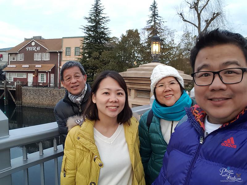 universal studios family trip