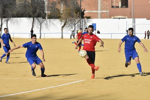 Fútbol 2º Andaluza Ibarburu At. Dos Hermanas