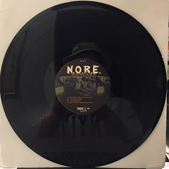NOREGA:N.O.R.E.(RECORD SIDE-C)