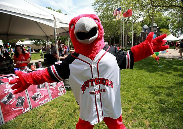 Rutgers University-Camden Celebrates Rutgers Day 2017