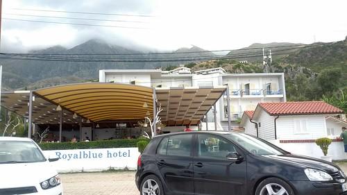 Royalbue Hotel, Dhermi, Albania
