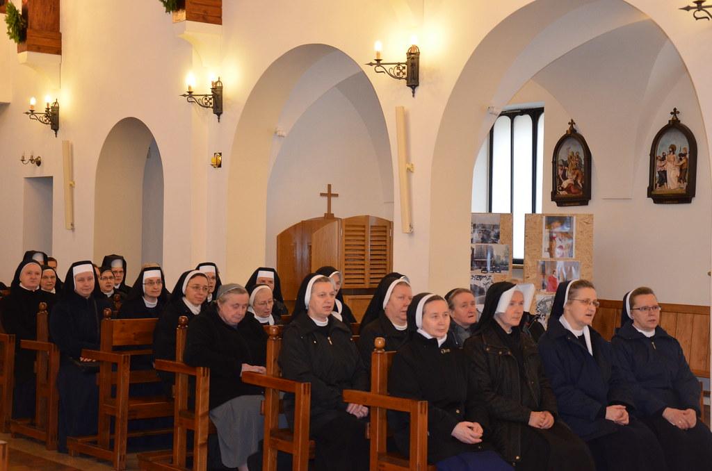 Przełożone w Sanktuarium św. Siostry Faustyny