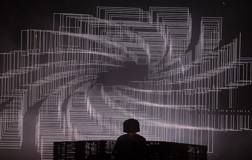 2013 Movement Electronic Music Festival - Squarepusher | by cree_sto